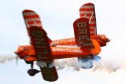N707TJ - Breitling Wingwalkers Boeing Stearman, Kaydet (all models) aircraft