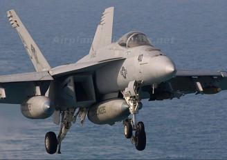 166646 - USA - Navy McDonnell Douglas F/A-18E Super Hornet