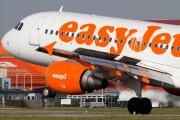 G-EZTH - easyJet Airbus A320 aircraft