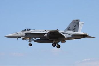 166782 - USA - Navy McDonnell Douglas F/A-18E Super Hornet