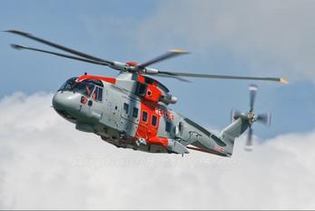 ZR333 - Algeria - Navy Agusta Westland AW101 610 Merlin (Algeria)