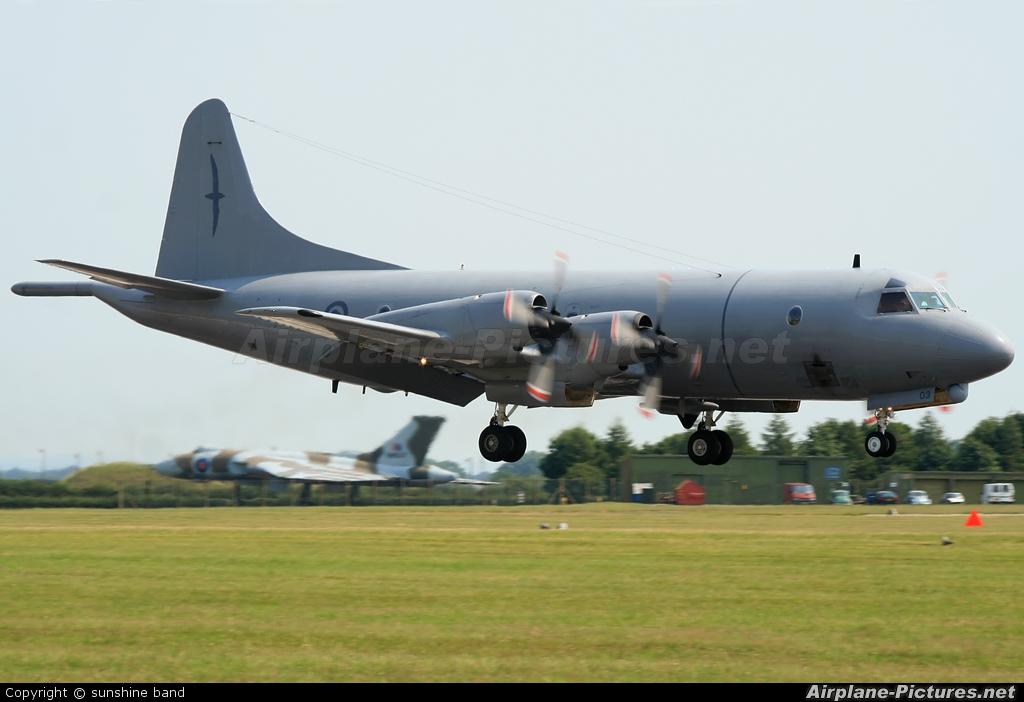 New Zealand - Air Force NZ4203 aircraft at Waddington