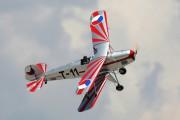 OK-TKB - Private Casa 1.131E Jungman aircraft