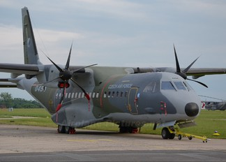 0454 - Czech - Air Force Casa C-295M