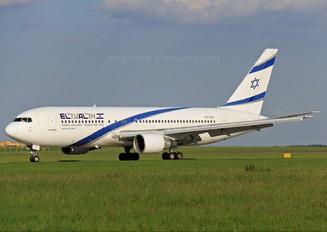 4X-EAC - El Al Israel Airlines Boeing 767-200ER