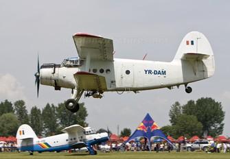YR-DAM - Aero Getic Antonov An-2