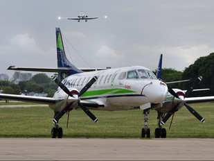 LV-ZXA - SAPSA Servicios Aereos Fairchild Dornier SA-227DC Metro23