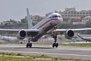 N699AN - American Airlines Boeing 757-200 aircraft
