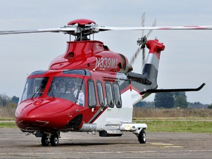 N339MS - Private Agusta Westland AW139