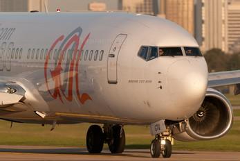 PR-GTU - GOL Transportes Aéreos  Boeing 737-800