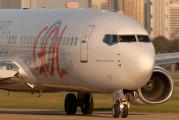 PR-GTU - GOL Transportes Aéreos  Boeing 737-800 aircraft
