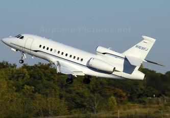 N169FJ - Private Dassault Falcon 900 series