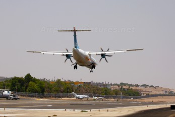 4X-AVU - Arkia ATR 72 (all models)