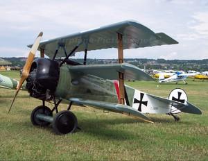 C-GDRI - Private Fokker DR1 Triplane