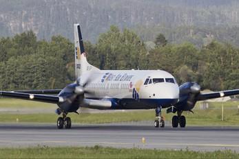 SE-LPX - West Air Europe British Aerospace ATP