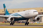 A4O-DB - Oman Air Airbus A330-300 aircraft
