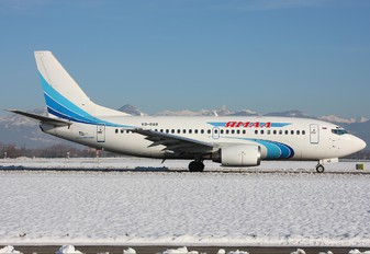 VQ-BAB - Yamal Airlines Boeing 737-500