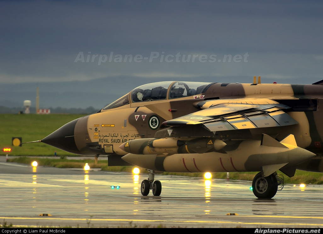 Saudi Arabia - Air Force 760 aircraft at Lossiemouth