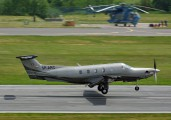 SP-ARC - Private Pilatus PC-12 aircraft