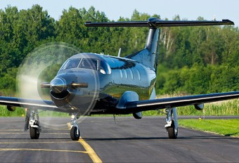 SP-ARC - Private Pilatus PC-12