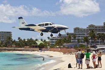 N40267 - Private Piper PA-23 Aztec