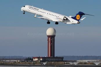 D-ACKC - Lufthansa Regional - CityLine Canadair CL-600 CRJ-900
