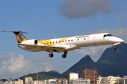PR-PSP - Passaredo Linhas Aéreas Embraer ERJ-145 aircraft