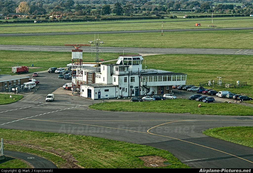 - Airport Overview - aircraft at Bournemouth