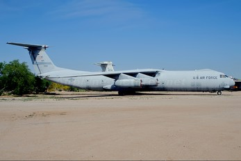67-0013 - USA - Air Force Lockheed C-141 Starlifter