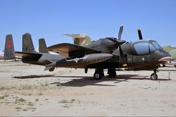 61-2724 - USA - Army Grumman OV-1C Mohawk