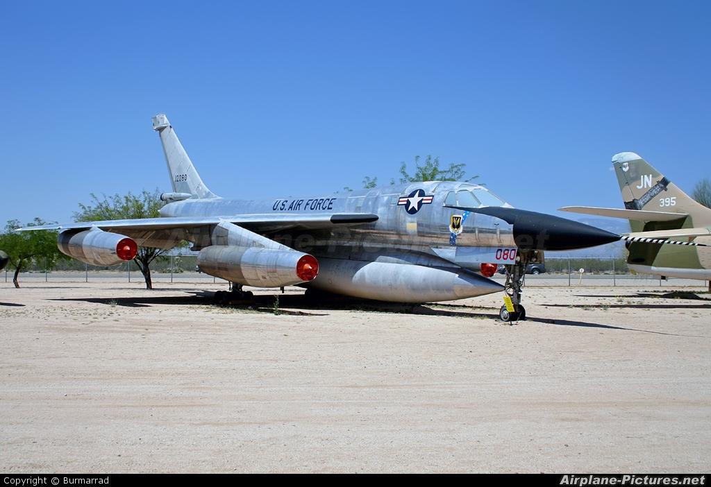 USA - Air Force 61-2080 aircraft at Tucson - Pima Air & Space Museum
