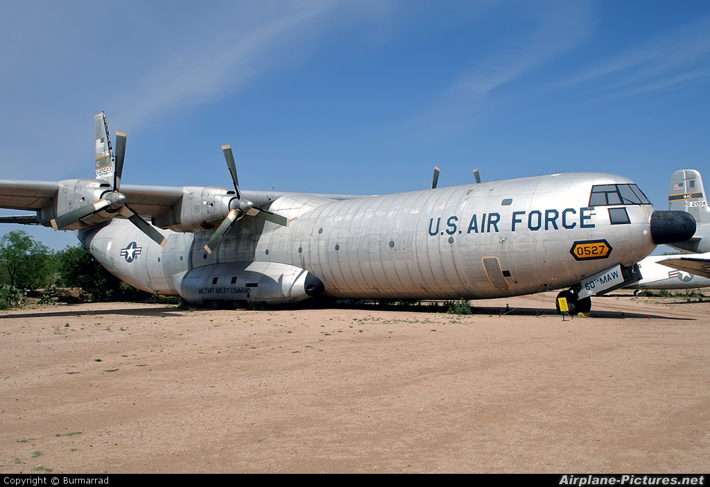 USA - Air Force 59-0527 aircraft at Tucson - Pima Air & Space Museum