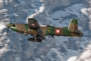 3H-FJ - Austria - Air Force Pilatus PC-7 I & II aircraft