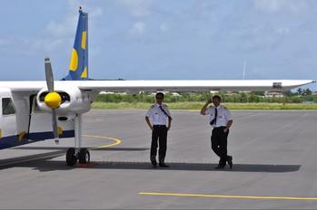 F-OIJU - St.Barth Commuter Britten-Norman BN-2 Islander