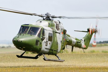 XZ612 - Royal Navy: Royal Marines Westland Lynx AH.7
