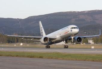 TC-SND - SunExpress Boeing 757-200