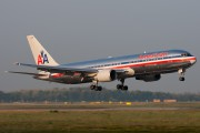 N357AA - American Airlines Boeing 767-300ER aircraft