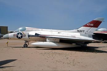 134748 - USA - Navy Douglas F-6A Skyray