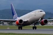 LN-TUL - SAS - Scandinavian Airlines Boeing 737-700 aircraft