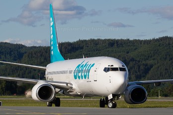 TC-TJJ - Corendon Airlines Boeing 737-800