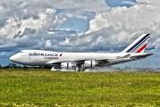 F-GIUD - Air France Cargo Boeing 747-400F, ERF aircraft