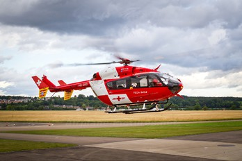 HB-ZRD - REGA Swiss Air Ambulance  Eurocopter EC145
