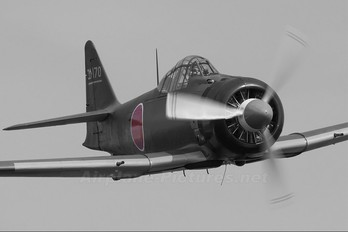 F-AZZM - Private North American Harvard/Texan mod Zero
