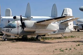 136468 - USA - Navy Grumman S-2 Tracker