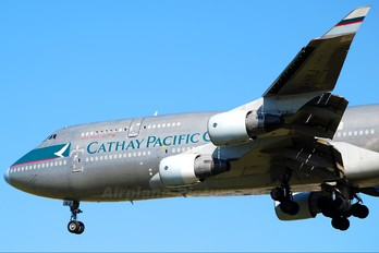 B-HKJ - Cathay Pacific Cargo Boeing 747-400BCF, SF, BDSF