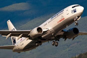TC-SNF - SunExpress Boeing 737-800