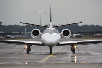 PH-DYN - Solid Air Cessna 550 Citation Bravo