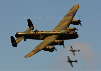 "PA474 - Royal Air Force ""Battle of Britain Memorial Flight&quot Avro 683 Lancaster B. I"