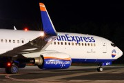 TC-SUH - SunExpress Boeing 737-800 aircraft
