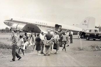 OO-SBE - Sabena Douglas DC-3